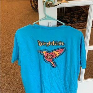 Men's bird dog T shirt XL